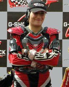 Nora Iran's MX champ
