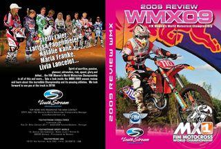 2009 FIM WMX DVD
